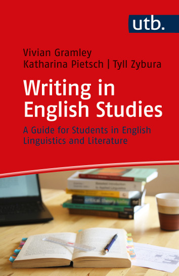 Buchcover Writing in English Studies